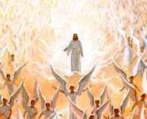 СЛАВА ХРИСТА ИИСУСА Б-г Бог Творец ангелы рай власть весь мир люди ад мироздание